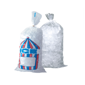 10 kg zak ijsblokjes exotice